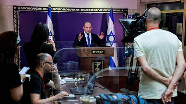 Израиль волнуется перед присягой Новое правительство страны может приступить к работе уже в воскресенье