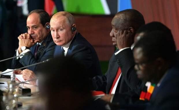 """Форум """"Россия-Африка"""" обошелся казне РФ дороже Санкт-Петербургского экономического"""