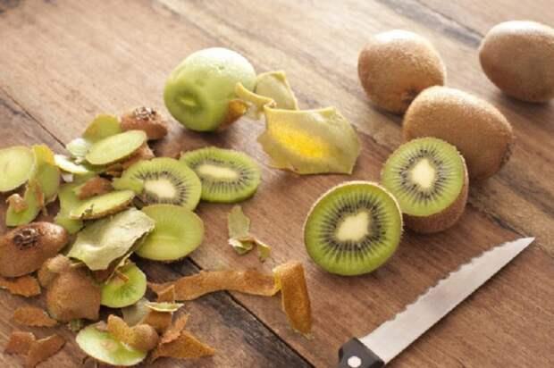 Полезное применение кожуры фруктов и овощей