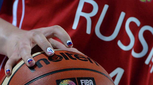 Стал известен состав женской сборной России на ЧЕ по баскетболу