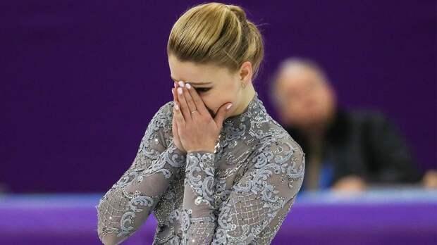 Сотскова не подала апелляцию в CAS на свою 10-летнюю дисквалификацию