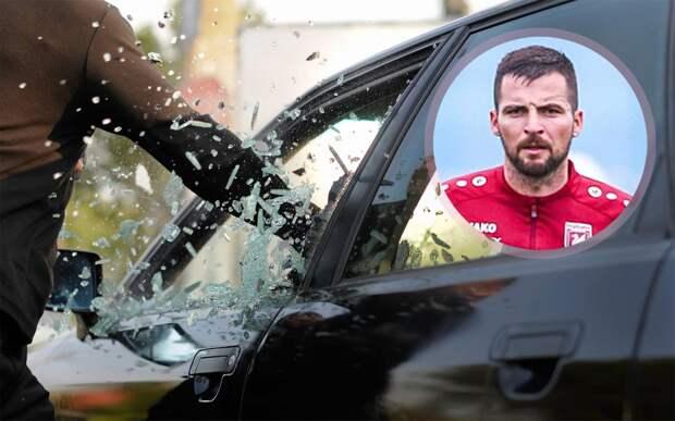 «Выбили в машине все окна, пришлось ехать на такси». Деспотович рассказал о проблемах с фанатами