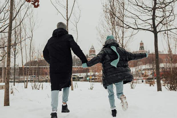 Средиземноморский циклон завалит Москву снегом
