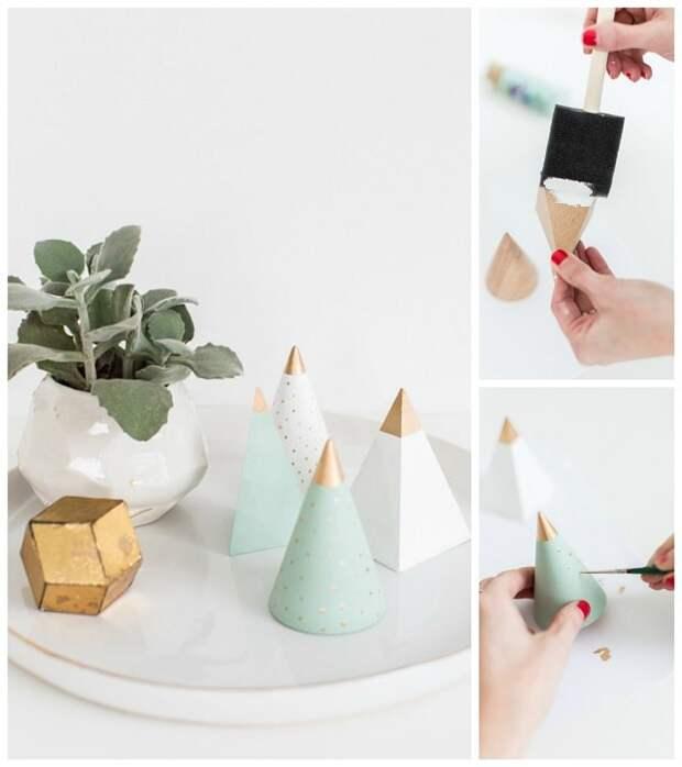 Идеи миниатюрной елочки, которые вам пригодятся