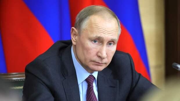 Немецкое издание Die ZEIT опубликует статью Владимира Путина 22 июня
