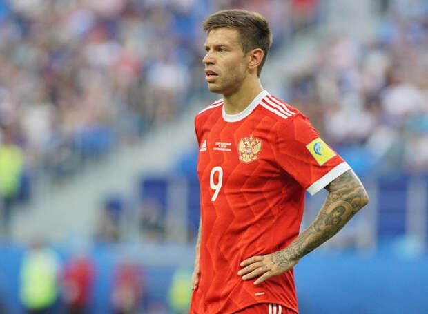 Бубнов объяснил, почему против хорватов не сыграл Смолов