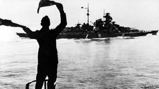 Охота на «Бисмарка»