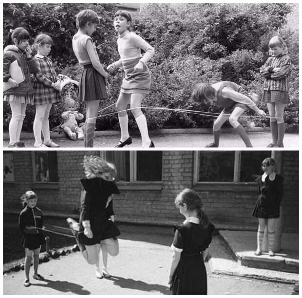 Наше порой рискованное, но счастливое Советское детство.