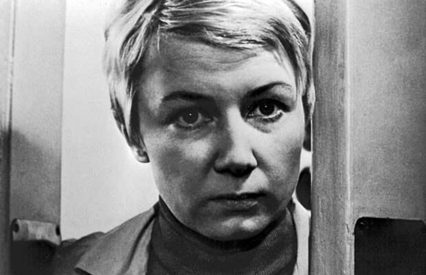Алла Демидова, самая загадочная артистка отечественного кино