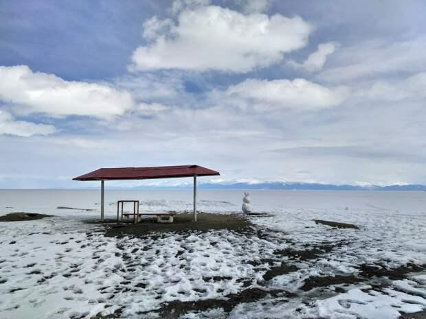 Чарские пески: Как выжить весной в сибирской пустыне