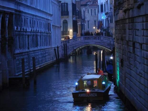 (Не)обычная Венеция. Продолжение