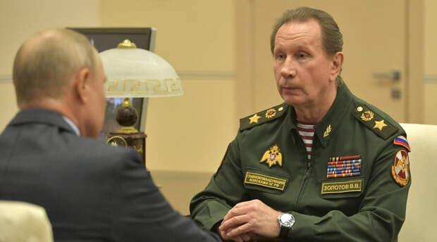 Глава Росгвардии предложил Владимиру Путину 5 «ужесточений» на фоне трагедии в Казани