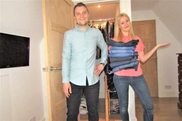 С иголочки: мужчины, которые скорее купят себе новую рубашку, чем сводят любимую на свидание