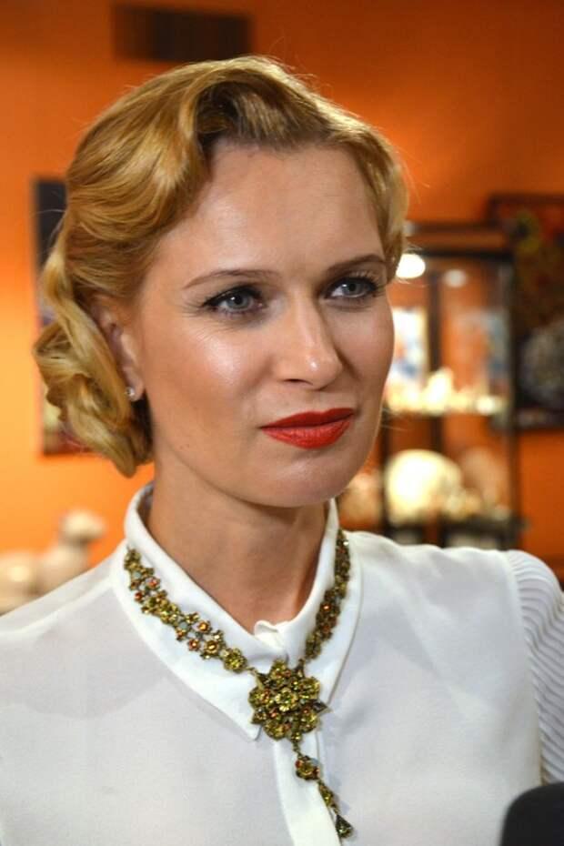 Олеся Судзиловская фото