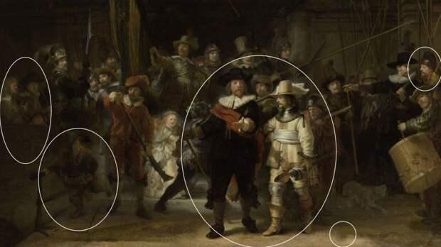 Искусственный интеллект восстановил картину Рембрандта