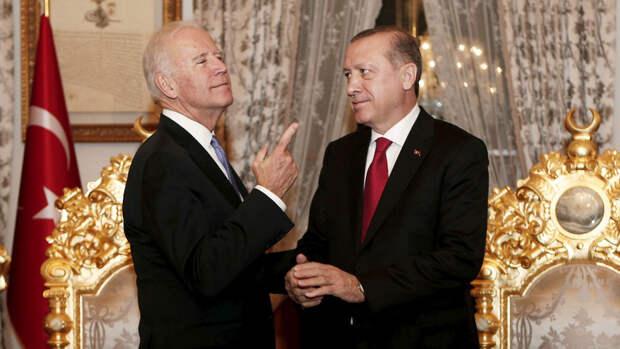 Эрдоган на саммите НАТО заявил Байдену, что позиция по С-400 не изменится