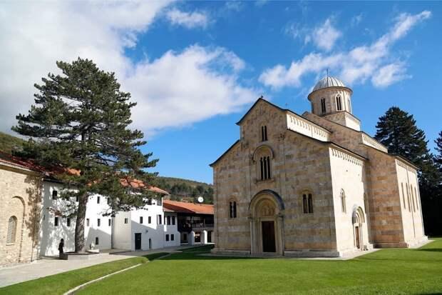 Косовские сепаратисты добиваются исключения сербского монастыря из европейского списка объектов, которым грозит уничтожение