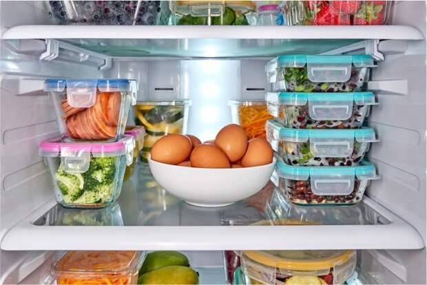 Секреты хранения продуктов