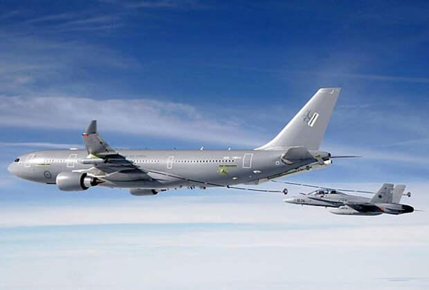 Германия планирует принять участие в совместной закупке многоцелевых транспортов-заправщиков A-330 MRTT
