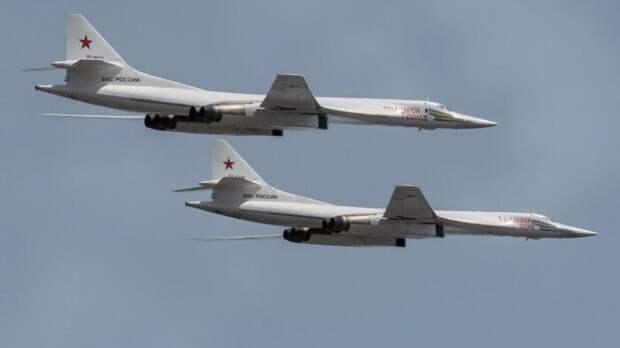 Двойка стратегических Ту-160 устроила налёт насредства ПВО НАТО вНорвегии