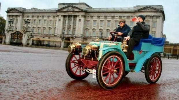 Один из первых автомобилей, выставлен на аукцион (18 фото)