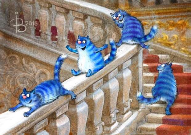 В эти выходные в Зимнем дворце отпразднуют День Эрмитажного кота