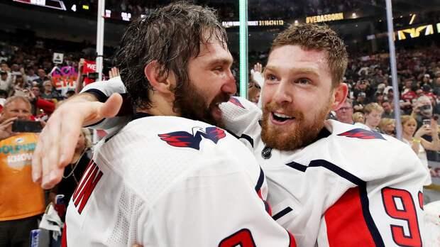 Уилсон: «Когда Кузнецов играет хорошо, то входит в топ-5 форвардов в НХЛ»
