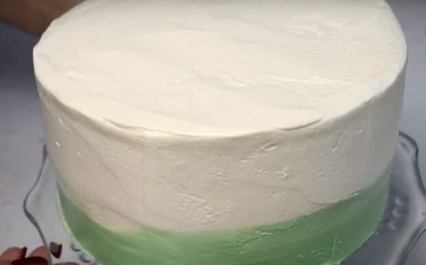 вкусный крем для торта