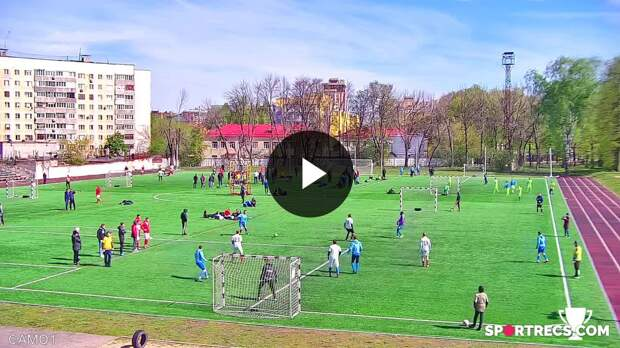 Гол Петрунина Олега из команды МФК Azard Group в ворота команы МФК Альбион