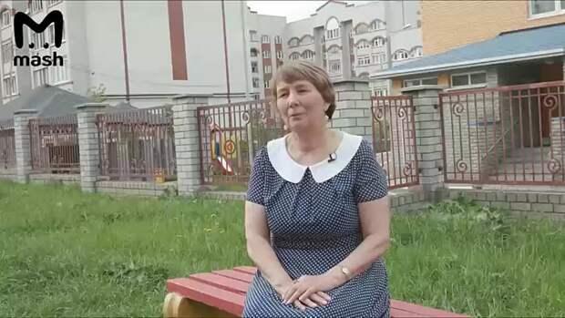 Учительница из гимназии №175 рассказала, как её муж пытался задержать Галявиева