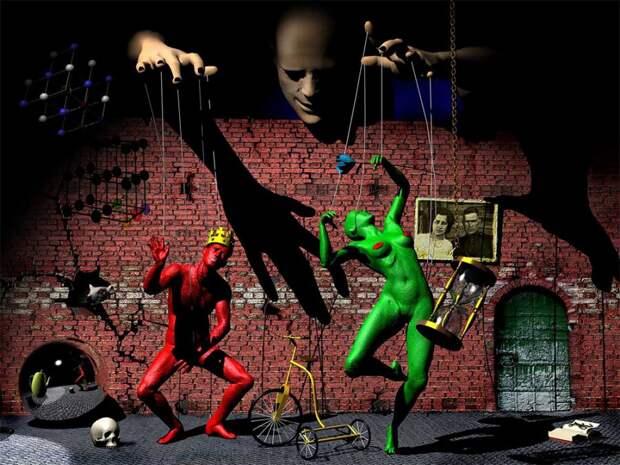 Как система выращивает ментальных рабов
