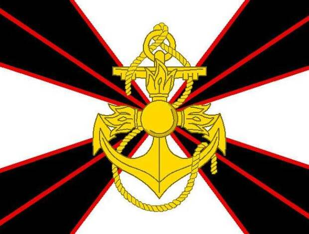 У морской пехоты новый флаг и новая эмблема