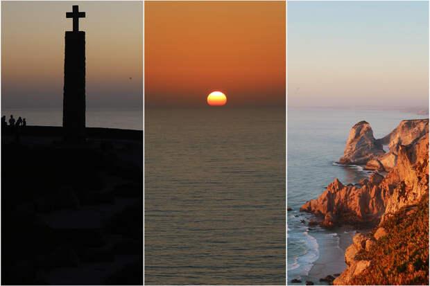 Португальская Атлантика: от песчаных пляжей до заката на Мысе Рока