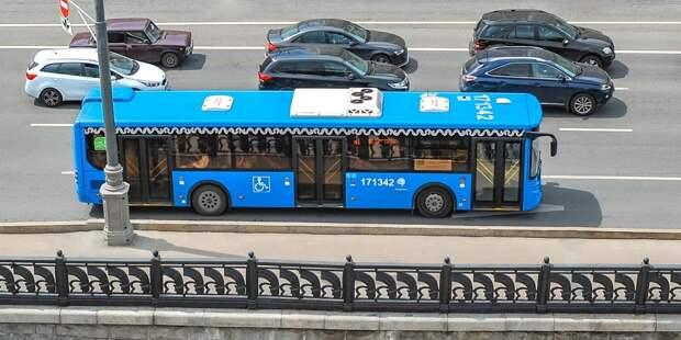 Изменения в расписании автобусов коснулись нескольких маршрутов СВАО