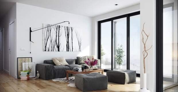 как выбрать линолеум в квартиру интересный дизайн
