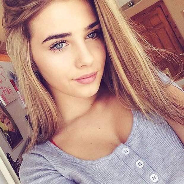 Подборка фотографий милых и симпатичных девушек из нашей жизни