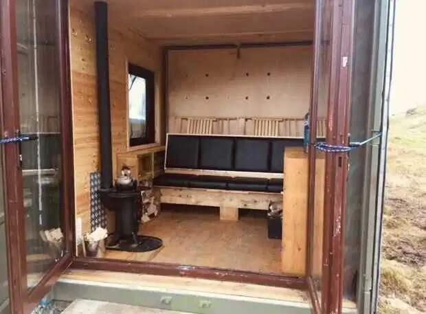 Арендуем ящик? Преобразованный грузовой контейнер сдают на Airbnb по цене номера в хорошем отеле