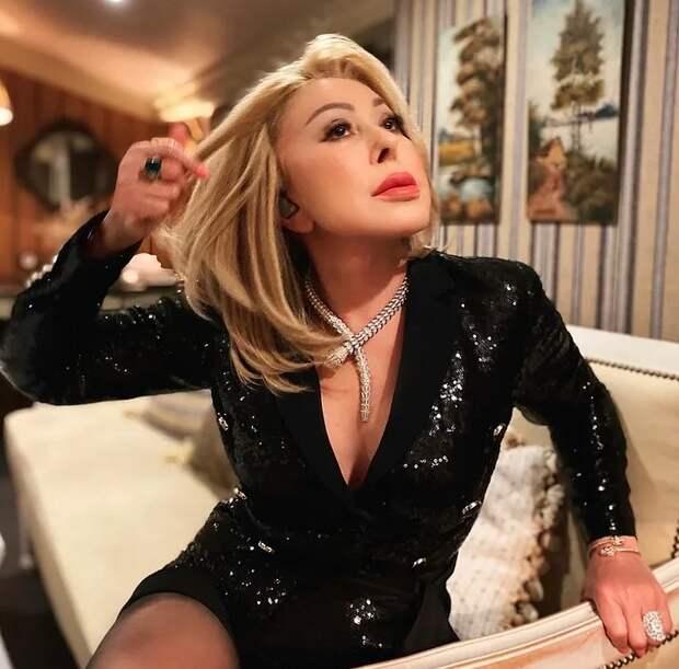 Муж проиграл Любови Успенской: суд рассмотрел иск о разделе имущества певицы