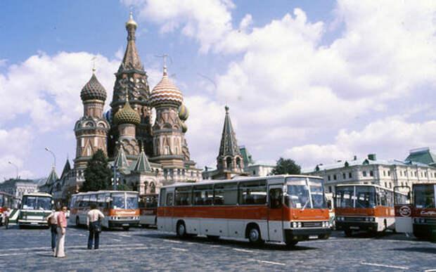 Какие иномарки были разрешены в СССР?