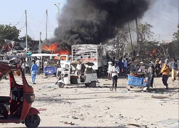 Службы безопасности Сомали предупреждают о возможных атаках смертников «Аш-Шабаб»