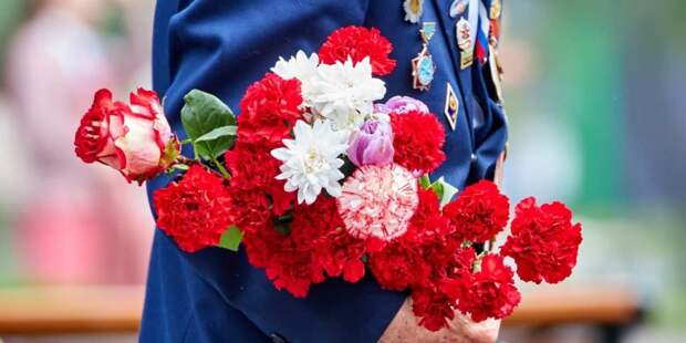 Собянин поздравил москвичей с 76-летием Победы в Великой Отечественной войне