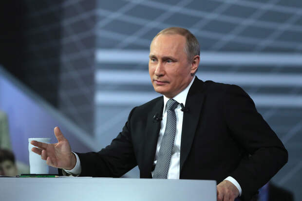 Путин: Власти Украины не в состоянии проводить мероприятия уровня «Евровидения»
