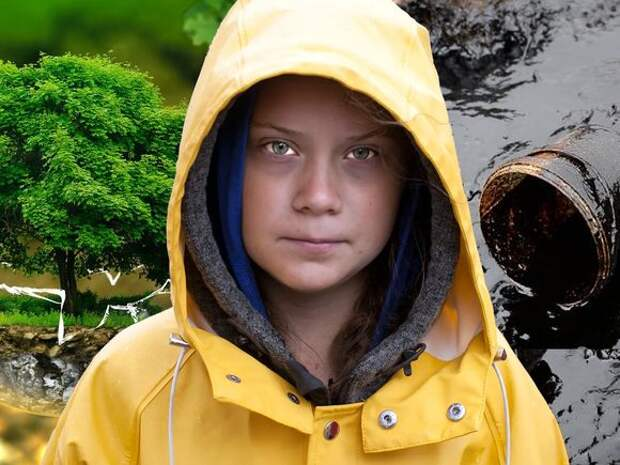 Грета Тунберг: Мы никогда не обманем природу