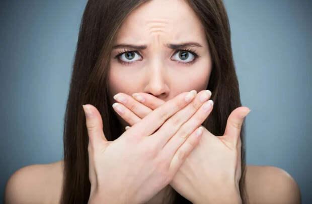 Люди чувствуют запах страха