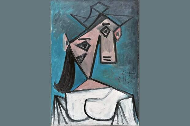 Украденные картины Пикассо и Мондриана найдены в Греции