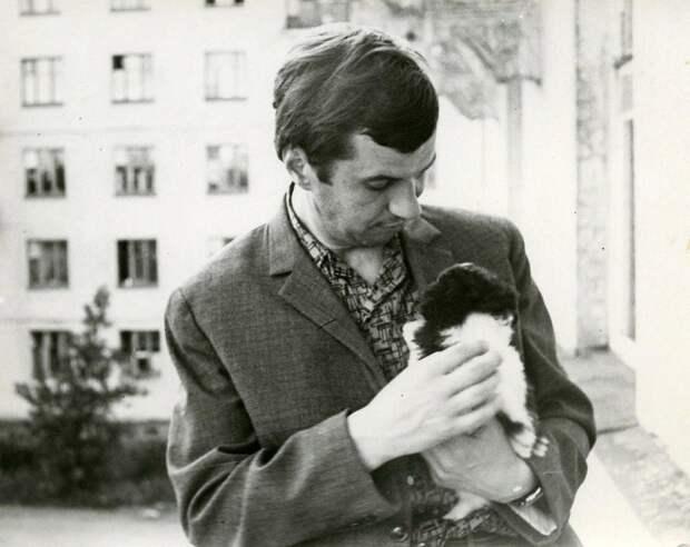 Любимые советские артисты и их четвероногие друзья