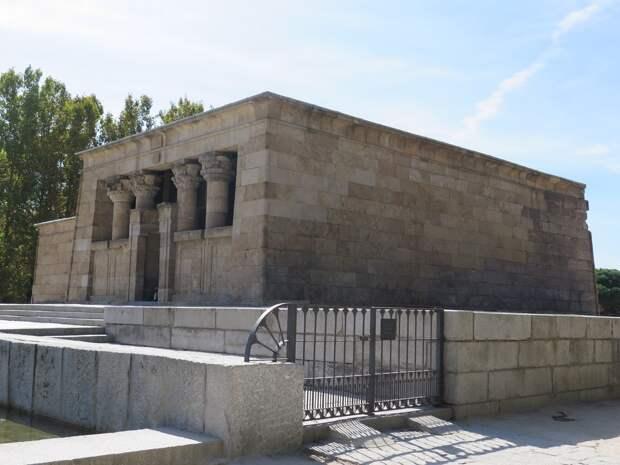 Египет в Мадриде