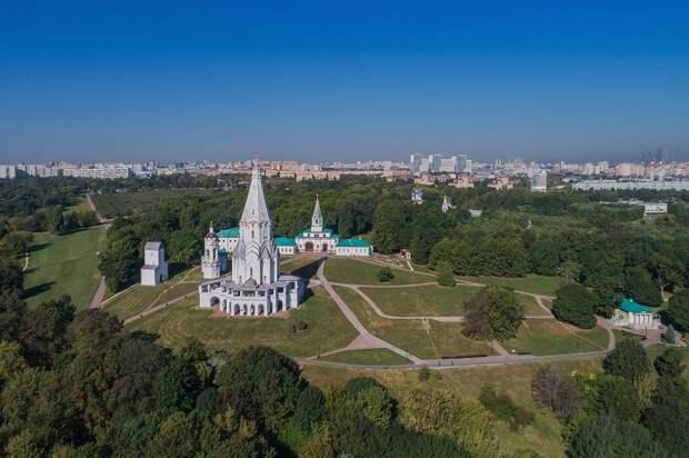 Туристическая Москва: мистические тайны Коломенского