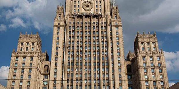 В столице РФ проходит встреча глав МИД РФ, Азербайджана и Армении