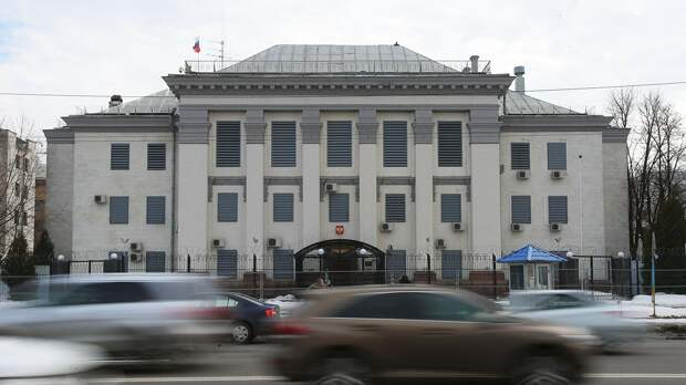 Здание посольства Российской Федерации в Киеве - РИА Новости, 1920, 17.04.2021